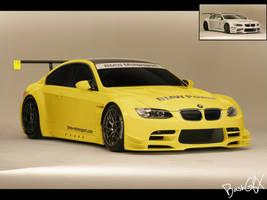 BMW Car Chop