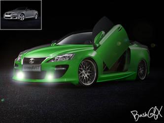 Lexus Chop by BashGfX