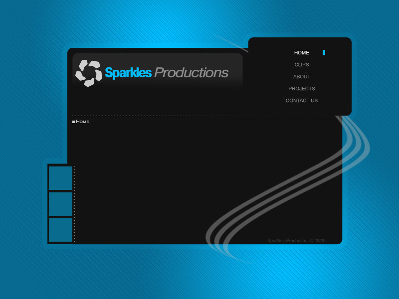 Sparkles Production Alt by BashGfX