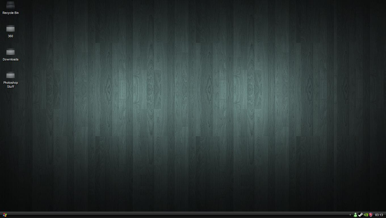 Latest Desktop by BashGfX
