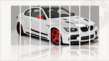 BMW E92 GTRS3 2011 Vorsteiner