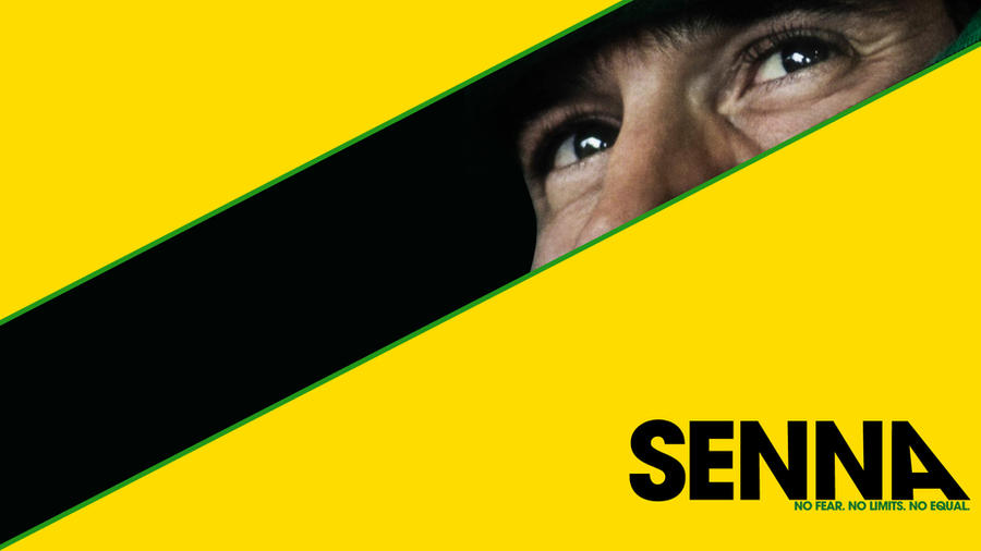 Ayrton Senna Movie Wallpaper by BashGfX