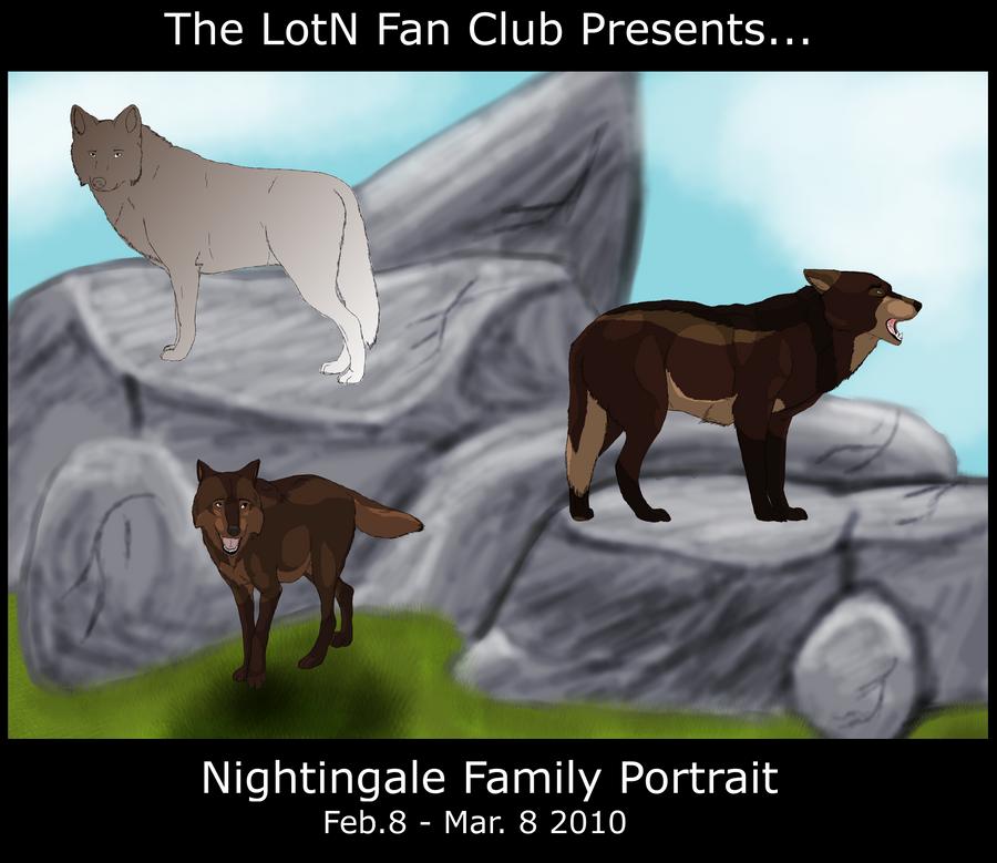 Nightingale Family Contest by Tsuki-93