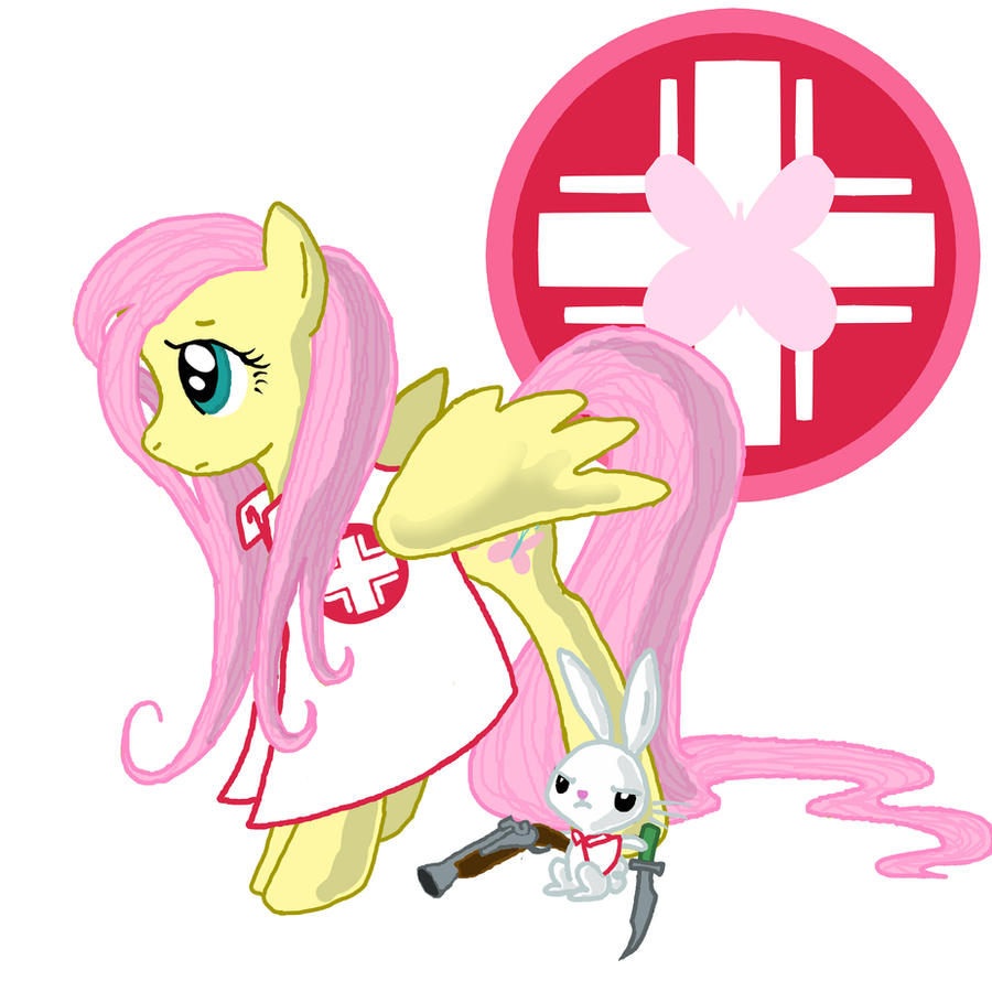 Fluttershy - Ministry of Peace