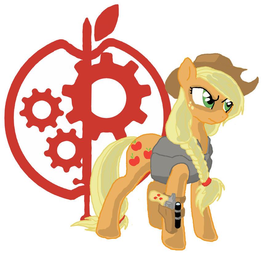 Applejack - Ministry of Technology