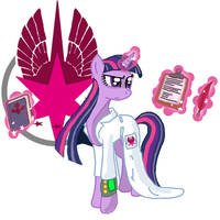 Twilight Sparkle - Ministry of Magic by tomcullen