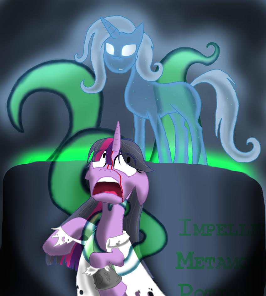 Evil Twilight Sparkle Fanfic - Viewing Gallery