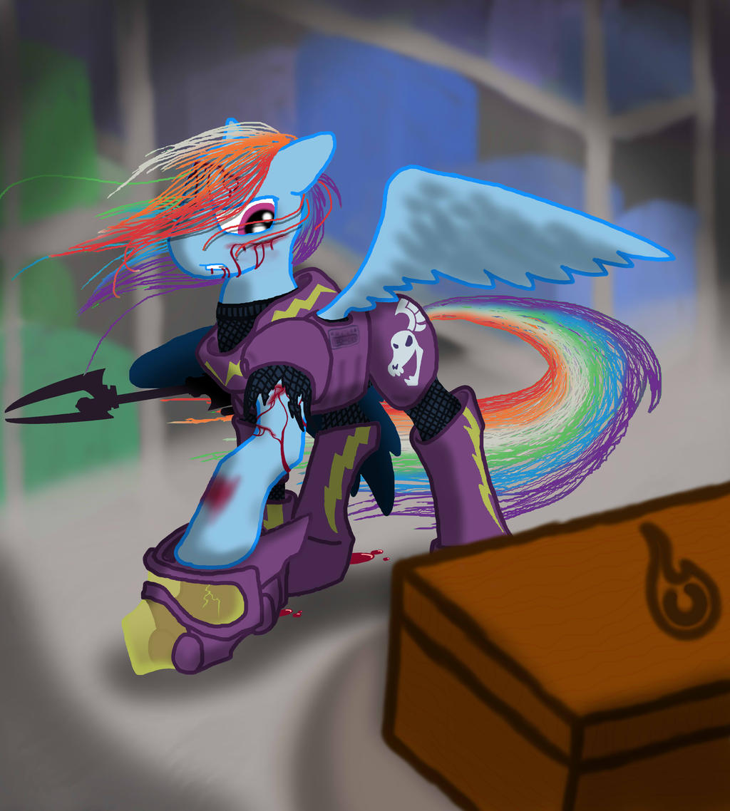 F:E Fates -- Rainbow Dash by tomcullen