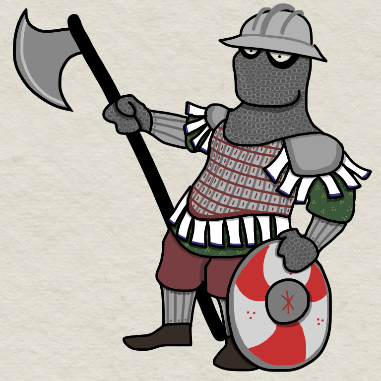 Varangian Guardsman by foojer