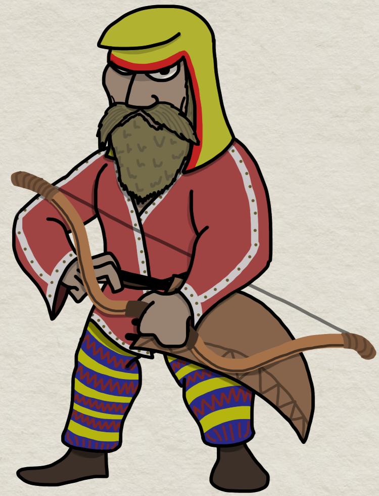 Scythian by foojer