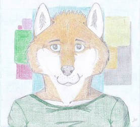 Phillip (OC) portrait by enzovoort