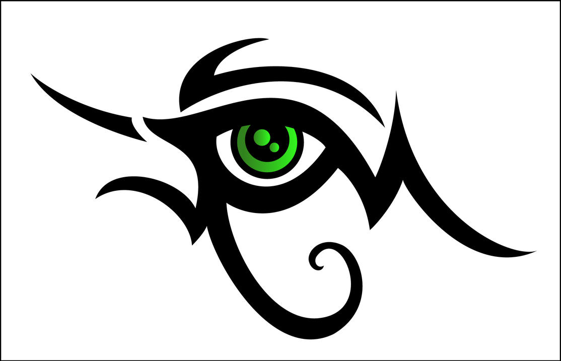 Egyptiontribel eye tattoo design by jaldip on deviantart egyptiontribel eye tattoo design by jaldip buycottarizona