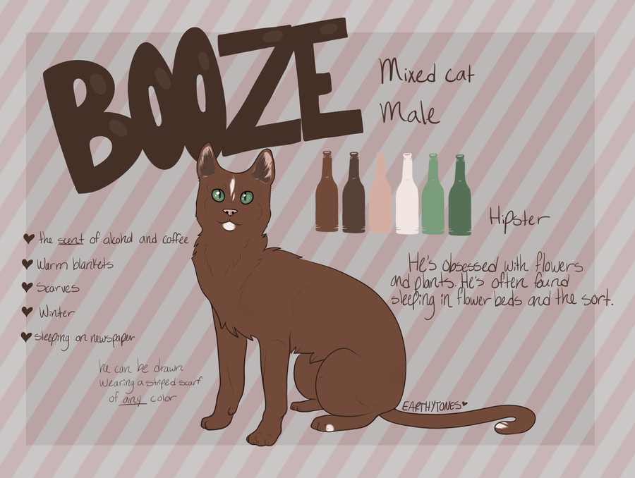 (OUTDATED) Booze ref (OUTDATED) by earthytones