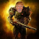 Doomguy Donald