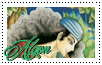 Ouke no Monshou - Algon Stamp by Harley92