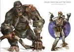 Storm-Ape and Mad Doktor