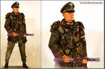 Occult German Officer