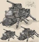 Tank Arach