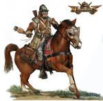 Marauder cavalry bomber