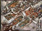 Airship Cutaway