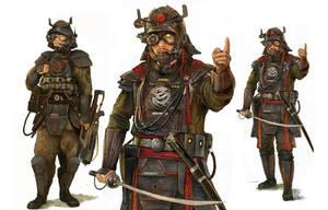 Tomorrow's War Troopers by Monkey-Paw