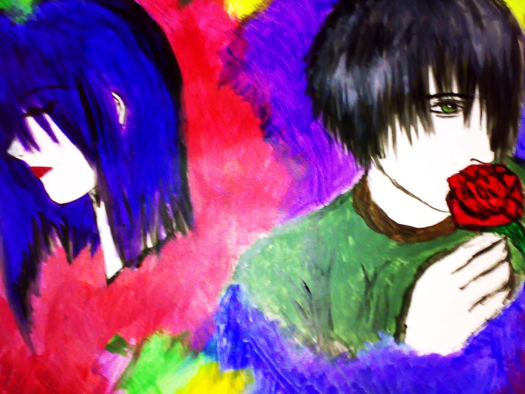 Gothic Love by 1Danzai1no1Hana