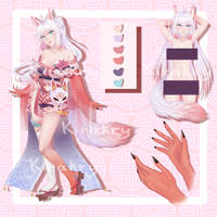 Adoptable auction [OPEN] by Kirakry