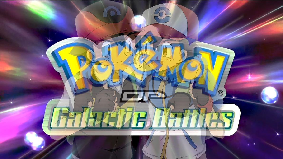 Pokemon dp galatic battle xxx
