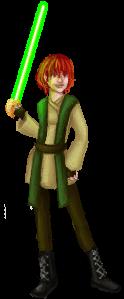 Pre-Rebel Jedi by krahka