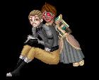 Forbidden Archaeologist Love by krahka