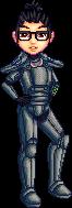 Addy in BoS Armor by krahka