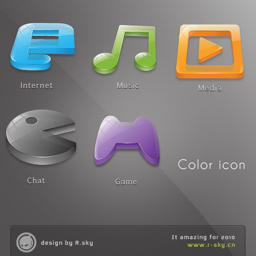 Color icon by Rskys
