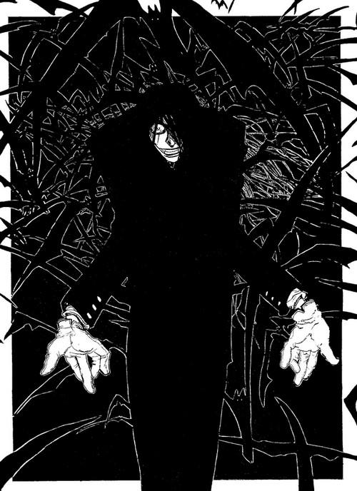 Alucard - Reborn of a Monster by ImpurDeath