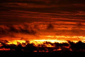 Horizon Ablaze by alexajaye