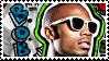 B.o.B Stamp by MrsCockroach