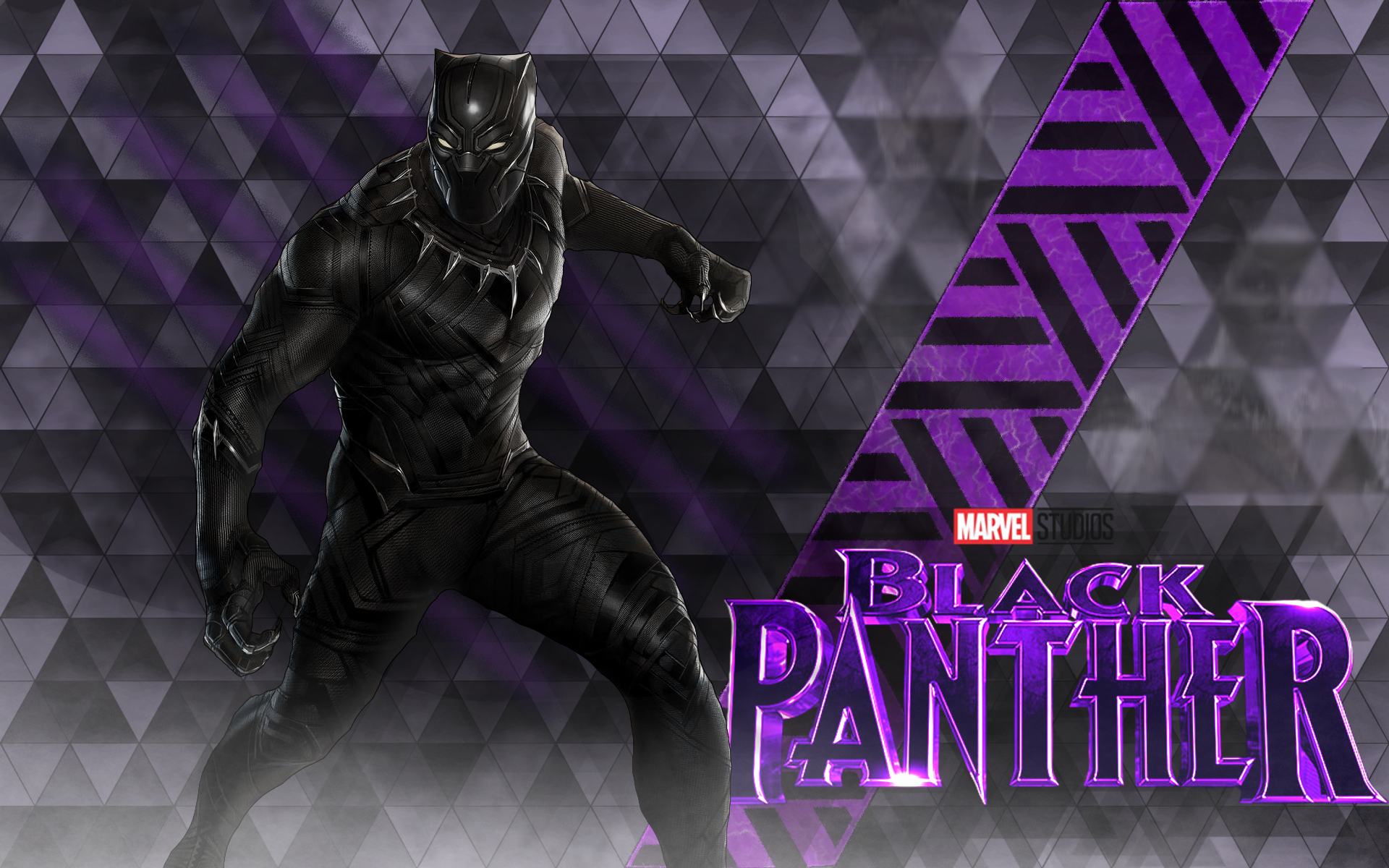 Black Panther 2018 Wallpaper 1900 X 1200 By Scrillrock On Deviantart