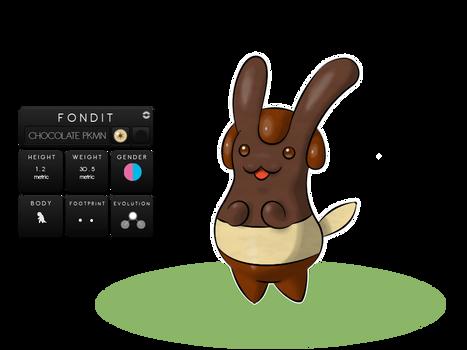Chocolate! Take 2