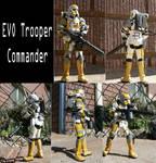E.V.O. Trooper Commander