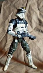 Custom Imperial Hovertank Commander