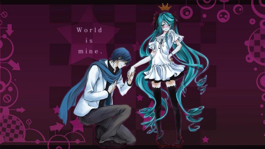 Kaito world is mine fandub latino dating 5
