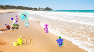 Chao on the Beach