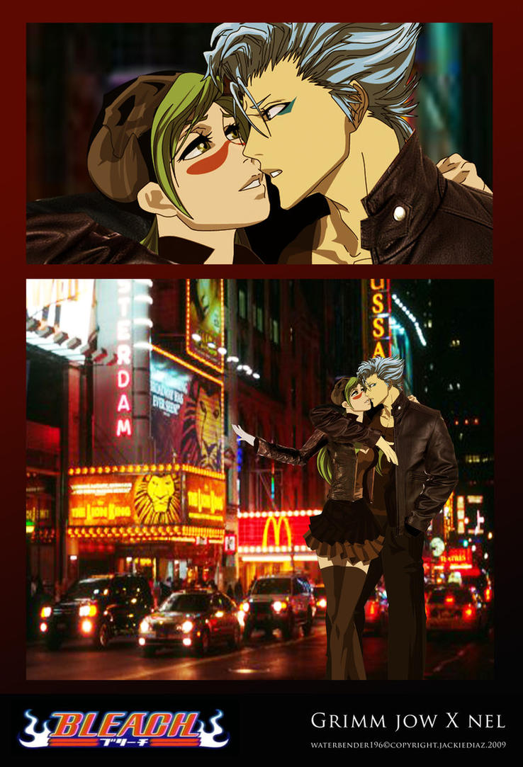 Beautiful Under City Lights by GrimmNel-club on deviantART
