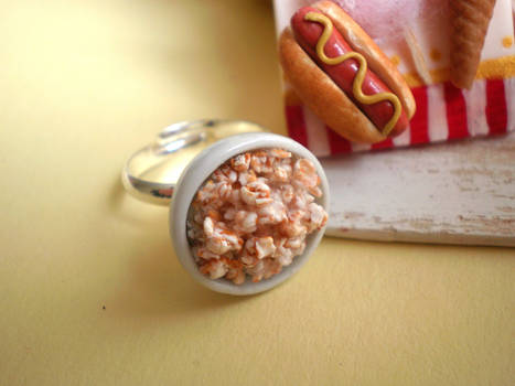 Pop Corn Ring