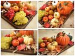 Autumn Harvest - details