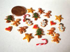 Christmas Cookies by vesssper