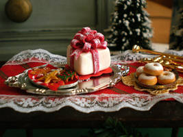 Christmas Minis Together by vesssper
