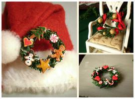 Christmas Wreaths by vesssper