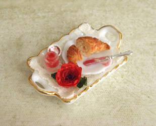 Breakfast Tray by vesssper