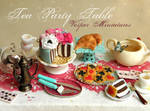 Alice's Tea Party - Table One