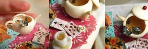 Tea Pot - detail